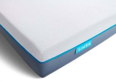 Simba Hybrid Mattress_corner