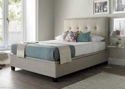 Walkworth Ottoman Bed, Oatmeal