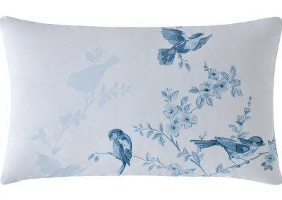 British Birds Right Pillowcase Cut Out