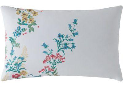 Twilight Garden Left Pillowcase Cut Out